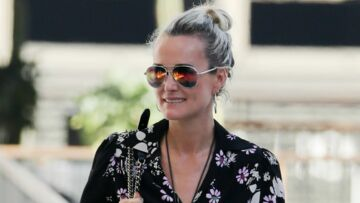 Laeticia Hallyday: endeuillée, la veuve de Johnny peut compter sur le soutien indéfectible d'un ami fidèle