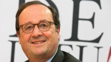 VIDÉO – La blague de François Hollande sur Emmanuel Macron et sa vie privée qui amuse Michel Drucker