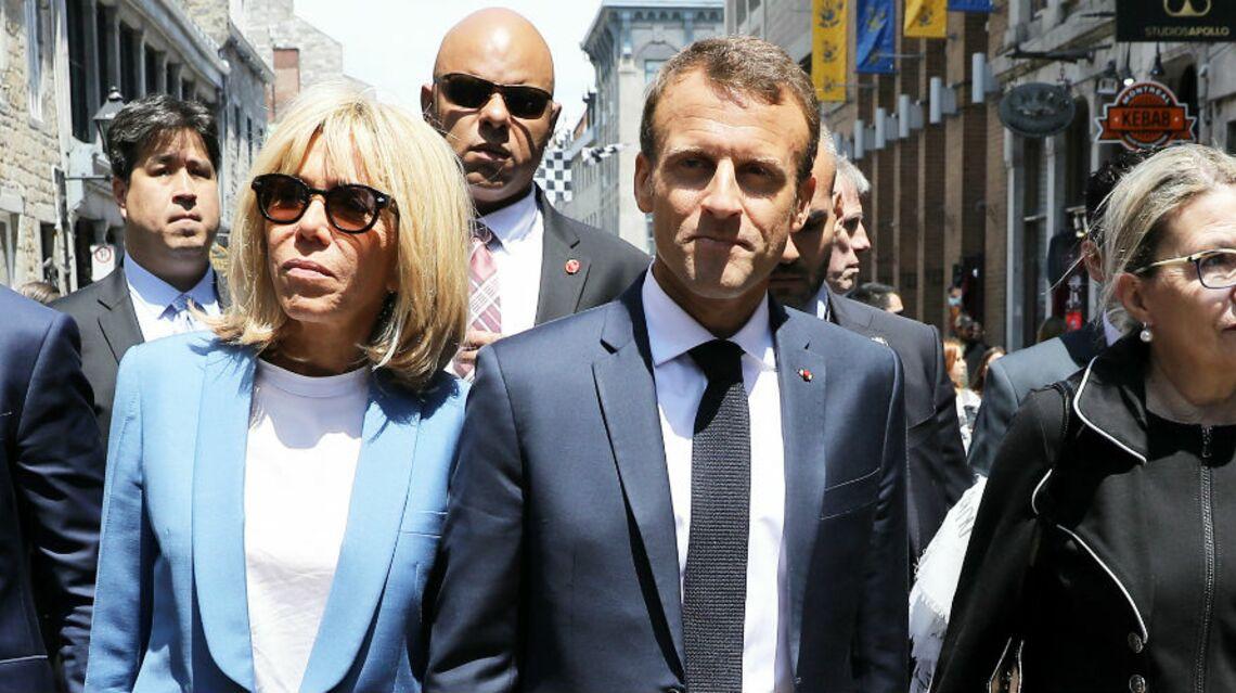 VIDEO – Comment Brigitte Macron a apporté un «côté voyou» à son mari