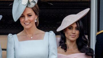 Pourquoi Kate Middleton ne choisira certainement pas Meghan Markle comme marraine pour le petit Louis