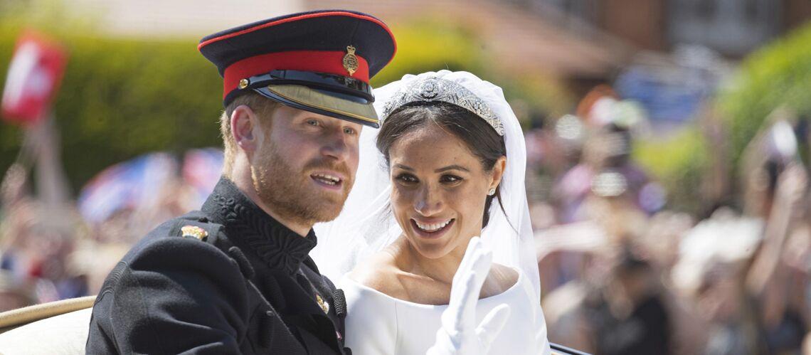 Le prince Harry: Pourquoi il laisse déjà Meghan, un mois après le mariage