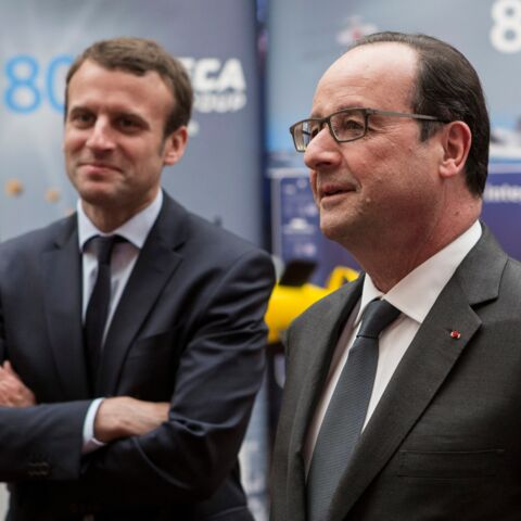 Attaqué sur sa piscine, Emmanuel Macron réplique et vise les vacances de son «prédécesseur»