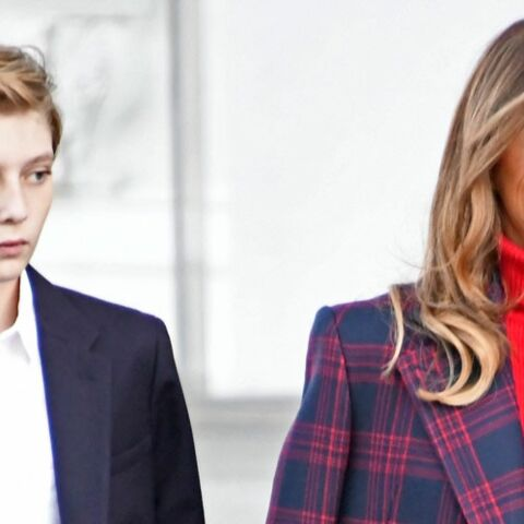 Melania Trump: comment elle élève seule son fils Barron «sa priorité absolue»