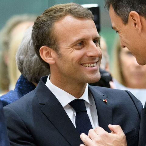Emmanuel Macron: ce cadeau gênant qu'il aurait préféré cacher