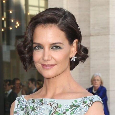 Katie Holmes séparée de Jamie Foxx: la réponse sans ambiguïté de l'actrice