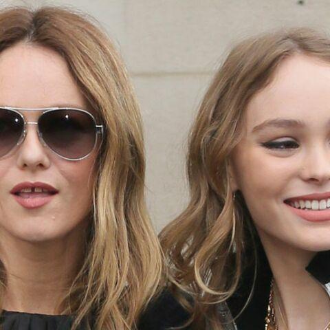 Vanessa Paradis était inquiète pour sa fille Lily-Rose Depp