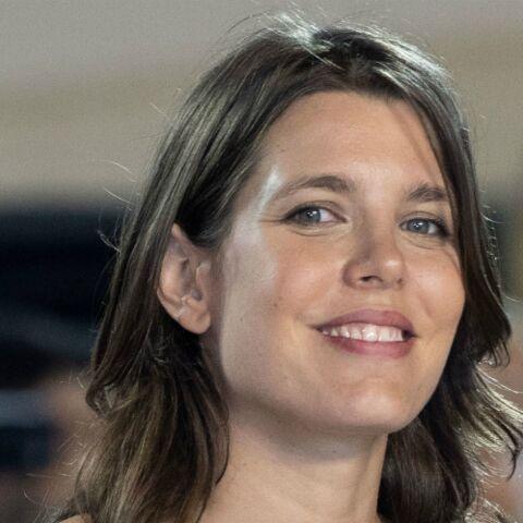 PHOTOS – Charlotte Casiraghi tout sourire, cette fois elle ne peut plus cacher sa grossesse