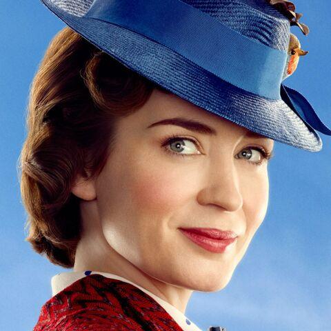 PHOTOS  – Mary Poppins: découvrez les premières images du remake du film culte