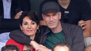 PHOTO – Les abdos en béton de Véronique Zidane n'ont rien à envier à ceux de ses fils!