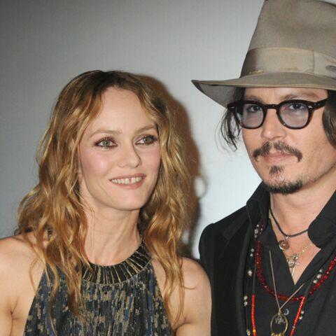 Le jour où le mariage de Vanessa Paradis et Johnny Depp est