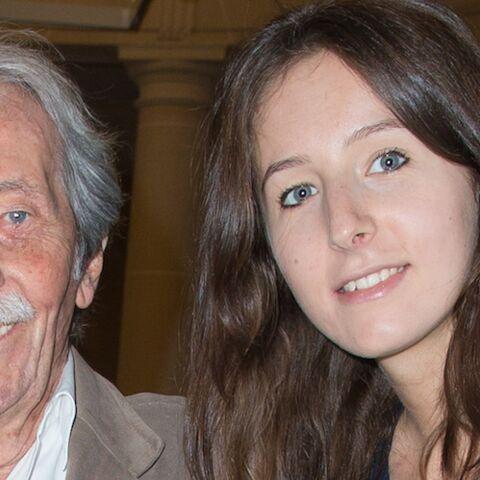 La fille de Jean Rochefort se souvient comment son papa lui a annoncé sa maladie