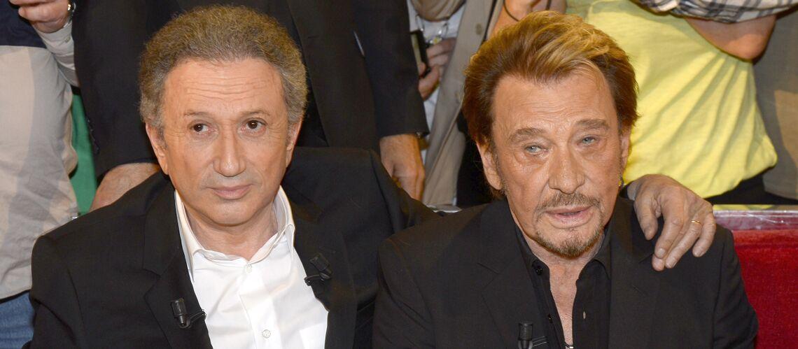 The Inheritance Of Johnny Hallyday Michel Drucker S Benevolent Slogan Against Lawyers