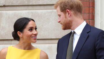 Meghan Markle tactile avec Harry: quand la reine n'est pas là, le jeune couple en profite