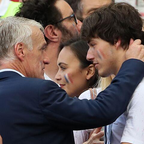PHOTOS – Coupe du monde 2018: le fils de Didier Deschamps est une bombe!