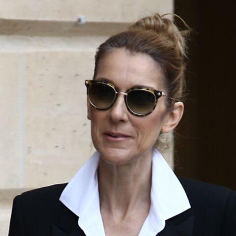 PHOTO – Céline Dion: 20 ans plus tard, elle reprend sa célèbre pose qui va vous rappeler des souvenirs