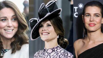 PHOTOS – Kate Middleton, Charlotte Casiraghi… Les plus beaux looks de grossesse des têtes couronnées