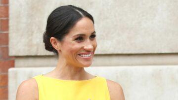 Meghan Markle a déjà tout d'une duchesse: découvrez le petit détail qui change tout