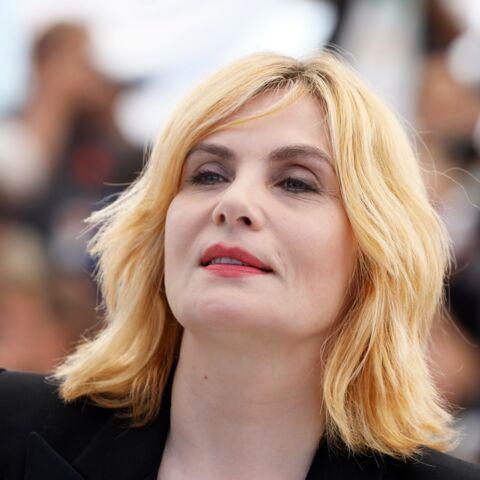 Emmanuelle Seigner, la femme de Roman Polanski, son pied de nez aux Oscars