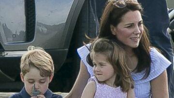 Prince George et Charlotte, une vie normale? Voilà à quoi ressemble leur quotidien
