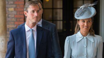 PHOTOS – Pippa Middleton a-t-elle donné un indice sur le sexe de son bébé?