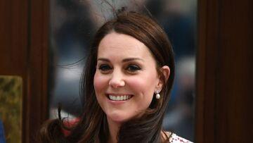 Trop chou! Des photos du baptême de Kate Middleton resurgissent