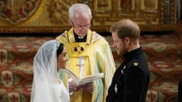 Baptême du prince Louis: les retrouvailles complices de Meghan, Harry et l'archevêque de Canterbury