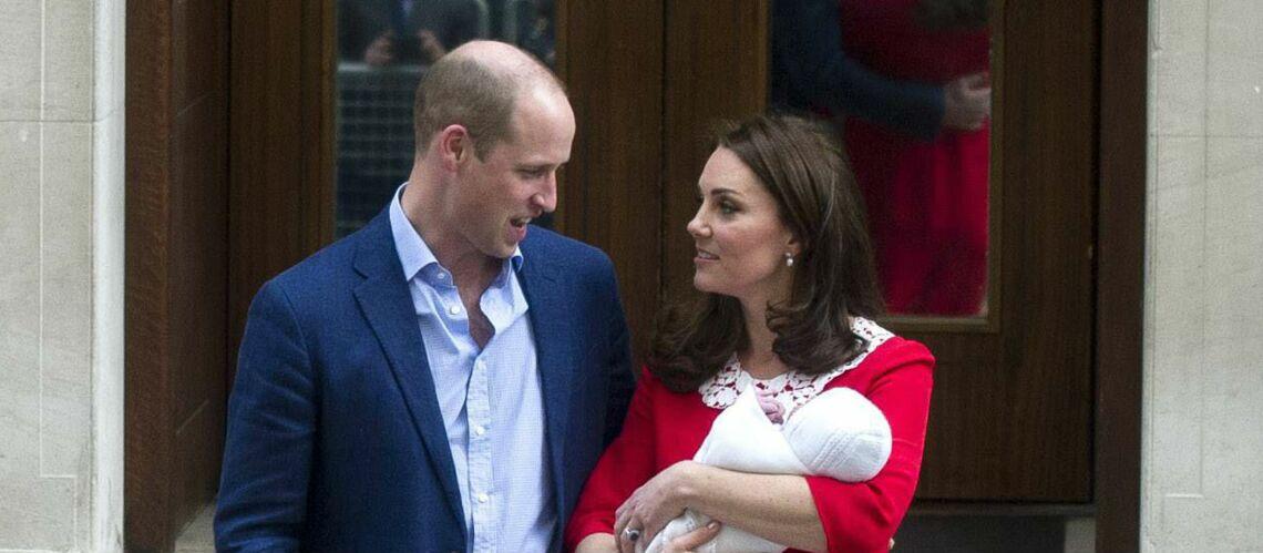 Baptême du prince Louis   la cousine de Kate Middleton sera marraine,  Meghan Markle non - Gala 7d4c23b834f