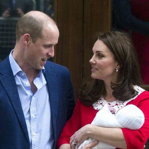 7c4bbb8122473 Baptême du prince Louis   la cousine de Kate Middleton sera marraine ...