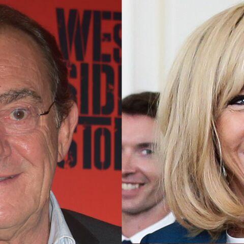 """Jean-Pierre Pernaut proche du couple Macron, le journaliste s'explique sur leur """"connexion"""""""