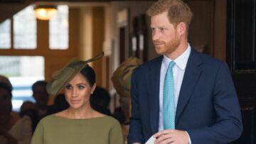 PHOTOS – La tenue de Meghan Markle surprend pour le baptême du prince Louis