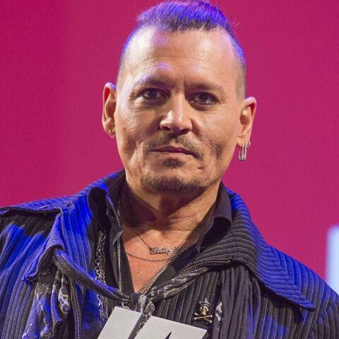 Johnny Depp craque et s'en prend physiquement à un homme, rien ne va plus pour l'ex de Vanessa Paradis