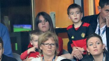 France-Belgique: Qui est Natacha la femme d'Eden Hazard