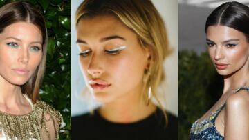 PHOTOS – Maquillage: L'eyeliner coloré, 15 façons de l'adopter cet été