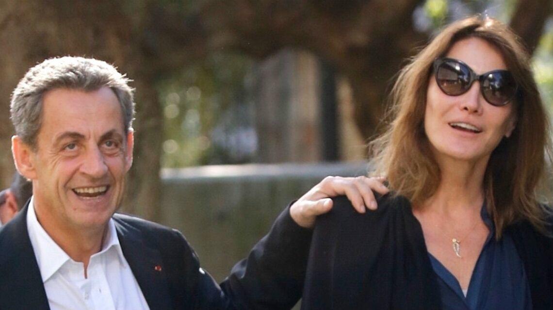 La fille de Carla Bruni et Nicolas Sarkozy 1ère supportrice des Bleus