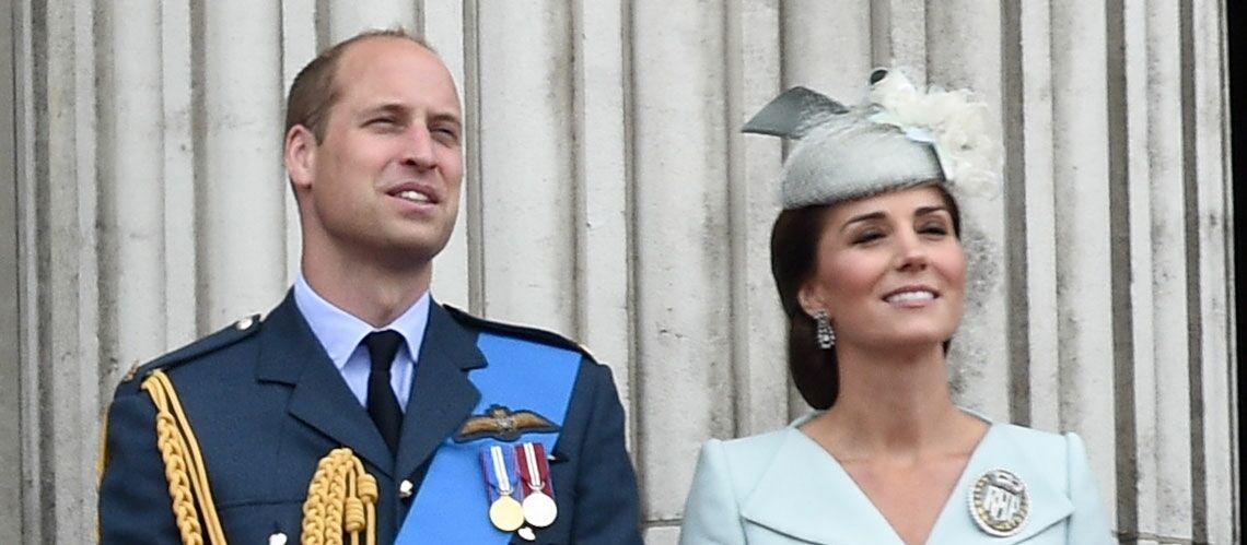 En congé maternité, Kate Middleton a fait une exception, la famille royale  réunie pour une grande occasion - Gala 7bb12ef5472