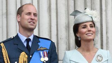 En congé maternité, Kate Middleton a fait une exception, la famille royale réunie pour une grande occasion
