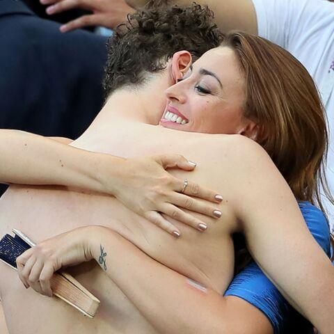 PHOTO – Rachel Legrain-Trapani et Benjamin Pavard enlacés: les deux amoureux ne se quittent plus