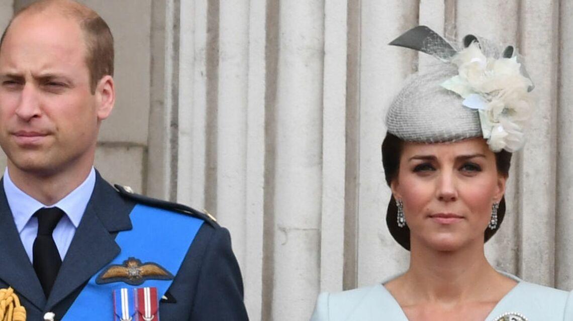 Kate Middleton fâchée contre William, le regard qui en dit long