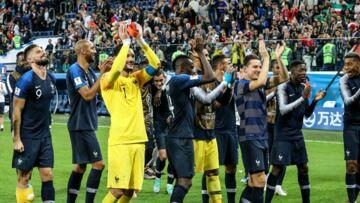 Coupe du monde 2018: un dîner festif et une petite nuit pour les Bleus après leur victoire