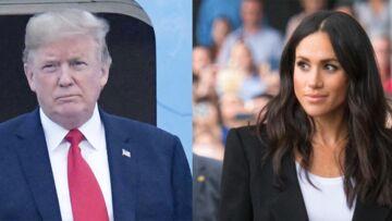 Meghan Markle et Donald Trump: pourquoi la rencontre fait peur à la presse anglaise
