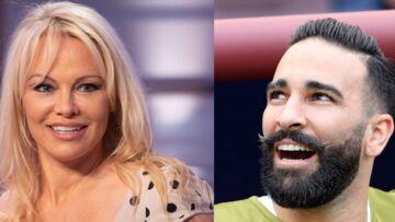 Pamela Anderson et Adil Rami fiancés? L'actrice arbore une mystérieuse bague