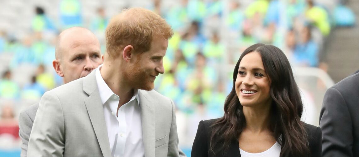 PHOTOS – Meghan Markle et Harry bientôt parents ? Les rares confidences du prince