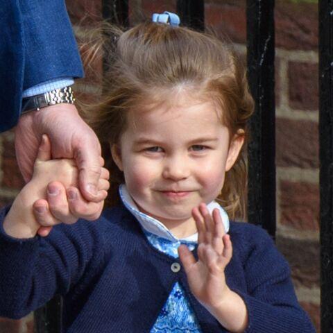 Baptême du prince Louis: quand la princesse Charlotte remet à leur place les photographes