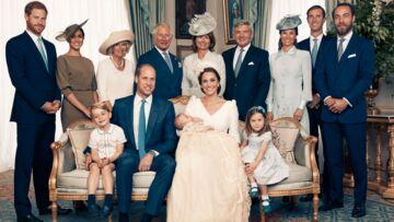 PHOTOS – Baptême du prince Louis: les clichés officiels de la famille dévoilés et une absence remarquée