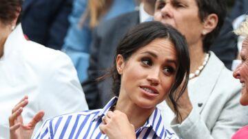 PHOTOS – À Wimbledon, Meghan Markle n'est pas passée loin du faux pas protocolaire
