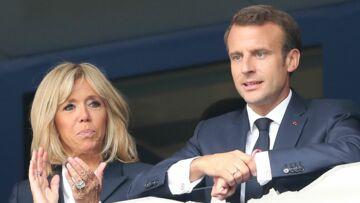 Le geste très galant de l'émir du Qatar envers Brigitte Macron