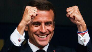 PHOTO – Emmanuel Macron surexcité devant le match des Bleus: le cliché qui surprend