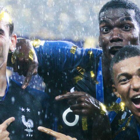 PHOTOS – Maillot de l'Equipe de France 2 étoiles en rupture de stock: découvrez 5 autres T-Shirts aux couleurs des Bleus