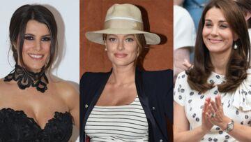 PHOTOS – Karine Ferri, Sylvie Tellier, Kate Middleton… ces stars qui ont accouché en 2018