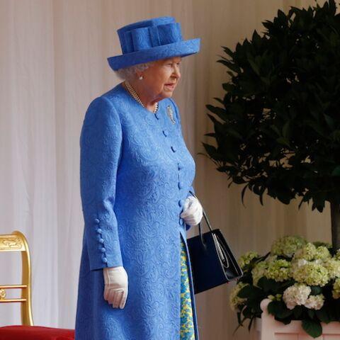 La reine Elizabeth II a-t-elle fait une entorse au protocole lors de la visite de Donald Trump au Royaume-Uni?